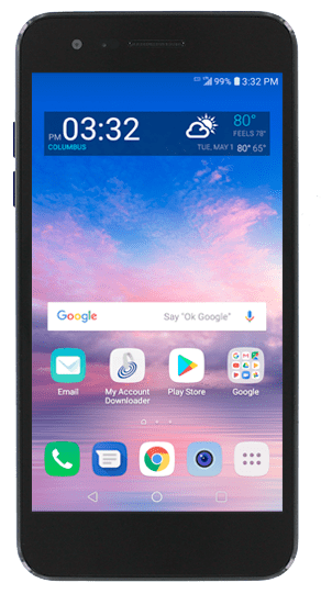 Zte Z557bl Screen Replacement